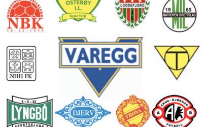 Avdelingsoppsettet for Varegg og Varegg 2 er klare