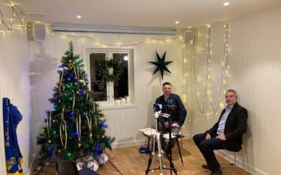 Juleavslutningen 2020 fra Det Gule Huset