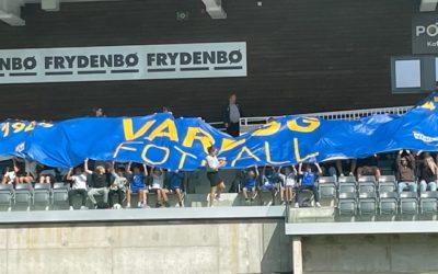 Slik var kampen på Stemmemyren: Varegg – Frøya