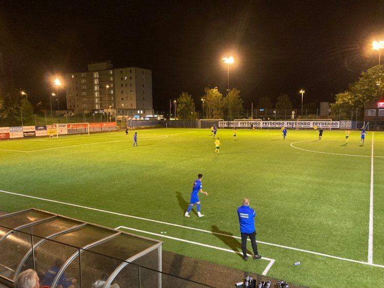A-laget: En forrykende kamp og seier til Varegg mot Osterøy